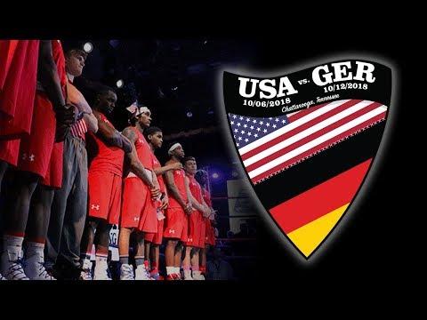 Xxx Mp4 USA Vs Germany Duels Friday Oct 12 3gp Sex
