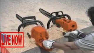 Dangerous Wood Machines Biggest Chainsaw Work, Latest Technology Machines Wood Cutting #SON