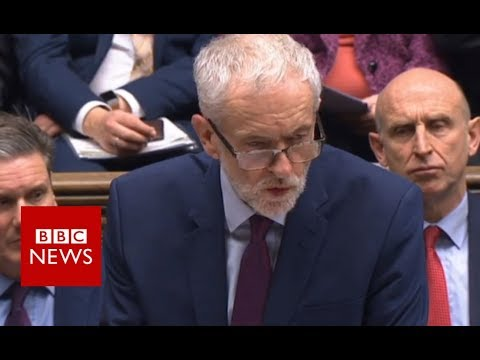 Xxx Mp4 Leader Of The Opposition Jeremy Corbyn Government In 39 Complete Disarray 39 BBC News 3gp Sex