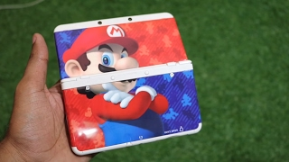 Nintendo new 3DS Unboxing India in Hindi
