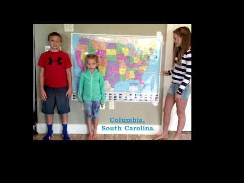 watch Southern United States and Capitals