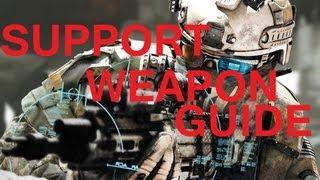 Battlefield 3 Support Class Weapon Guide