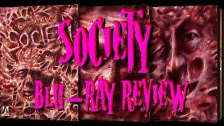 SOCIETY (1989) Movie/Arrow Blu-ray Review