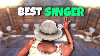 The GREATEST SINGER In All Of Rust...