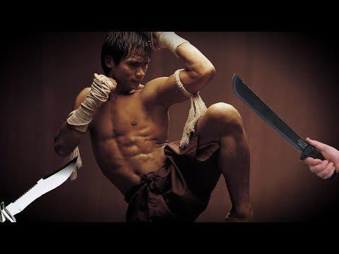 Xxx Mp4 Muay Thai Self Defense Against Knife And Machete Attacks 3gp Sex