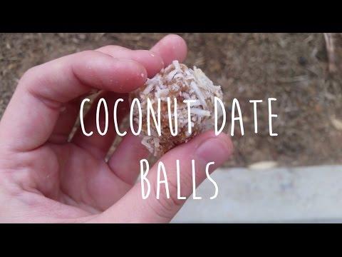 Xxx Mp4 Coconut Date Balls Recipe Vegan 3gp Sex