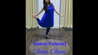 Cham Cham | Bollywood DANCE TUTORIAL| BAAGHI | Tiger Shroff, Shraddha Kapoor