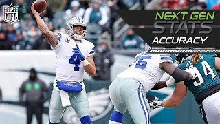 Why Dak Prescott is Actually the Most Accurate QB in the NFL | NFL Network