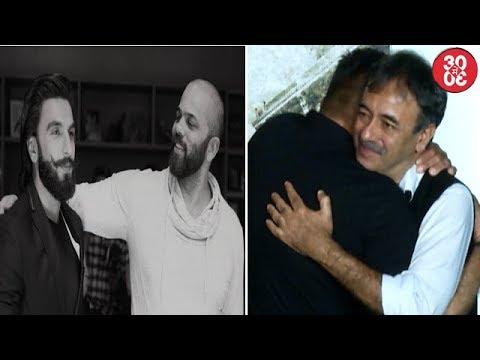 Rohit To Start Shooting With Ranveer   Raju Hirani To Start Working On 'Munnabhai' Series