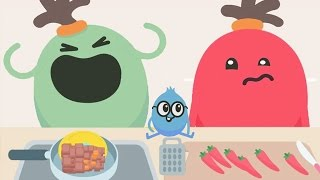 Kids Learn Cooking - Baby Chef Making Fun Food | Dumb Ways JR Boffo