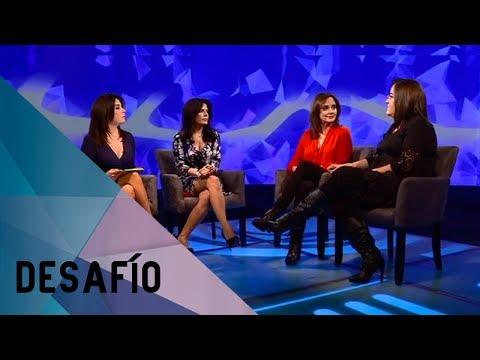 Katia D Artigues Lilly Téllez Ana María Lomelí y Hannia Novell