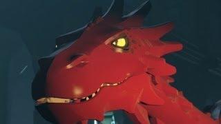 LEGO The Hobbit (PS4) Walkthrough Finale - Inside Information + Ending Credits