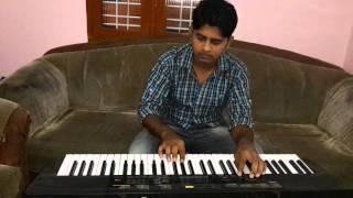 Mere Mahboob Qayamat hogi... piano tutorial remix by Vivek Chaurasia