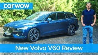 Volvo V60 2019 in-depth review   carwow