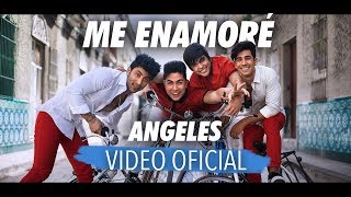 Angeles - Me Enamoré (feat. El Micha) [Video Oficial]