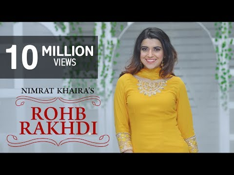 Xxx Mp4 Nimrat Khaira Rohab Rakhdi Full Video Song Panj Aab Records Preet Hundal Latest Song 2017 3gp Sex