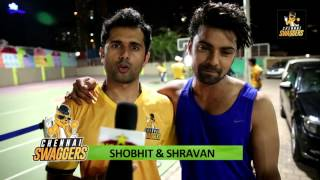 Chennai Swaggers Teams Warming Up Against Delhi Dragons | Sunny Leone | BCL Team