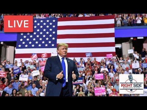 Xxx Mp4 LIVE President Donald J Trump Rally In Erie PA 10 10 18 3gp Sex