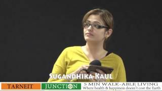 SUGANDHIKA KAUL  singing AGAR TUM MIL JAO at Sur Sandhya May 2016