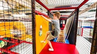 Fun Indoor Play for Kids at Randiz Lekland