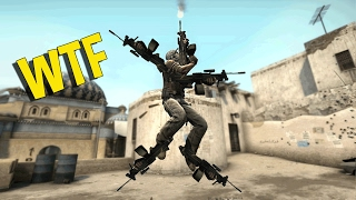 CS:GO - UNCONTROLLABLE AIMBOT CHEATER (OVERWATCH FUNNY MOMENTS)