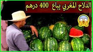 عجيب : الدلاح المغربي وصل لـ 400 درهم في قطر !!