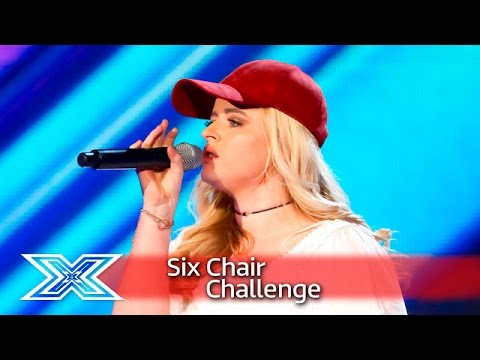 Xxx Mp4 Caitlyn Vanbeck Sings One Of Simon's Favourites Six Chair Challenge The X Factor UK 2016 3gp Sex