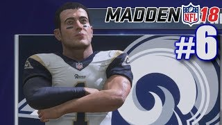 ARIZONA PUTS UP A FIGHT! | Madden 18 | Career Mode #6