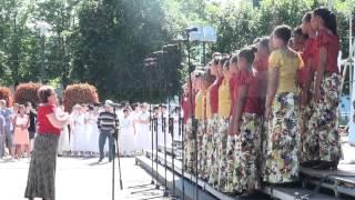 World Choir games 2014. Riga. Esplanade. St. Joseph's Convent, Port of Spain (11.07.2014 no 16.00)