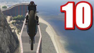 FLIPPING OUT WITH CUSTOM VEHICLES! | GTA 5 #10