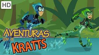 Aventuras com os Kratts (HD Português) - Irmãos Basiliscus