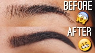 How I Fill In My Eyebrows! (Eyebrow Routine 2015)