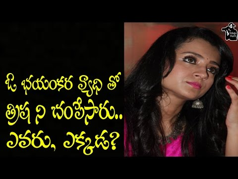 Actress Trisha Died with Dangerous Disease   Actress Trisha Caught in Jallikattu Firing Line