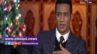 صدى البلد |محمد رمضان: «تغور أي نجومية تغير من شخصية الإنسان»