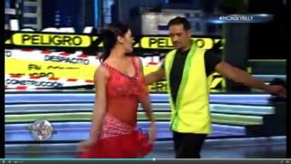 Dancing With The Stars 2015 / Billy Corado y Montserrat del Castillo