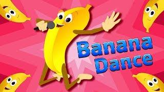 Banana Dance   Sing N Dance   Orange - Banana - Fig   Fruit Rhymes by JingleToons