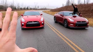 Our First Street Race!!