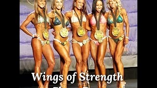 Bikini Prep: Show Day- NPC Wings of Strength