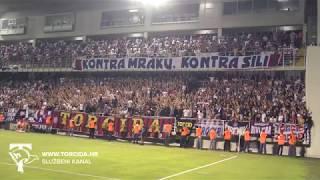 Torcida Split / Hajduk Split - Levski Sofia 1:0 (2. Pretkolo UEFA Europske Lige)