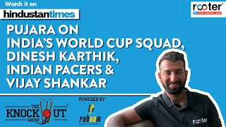 India team for ICC World Cup 2019: Middle-order the weak link, says Pujara