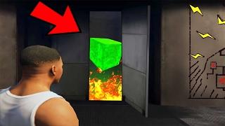 Secret door inside Mount Chiliad OPENED! (GTA 5)