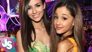 Victoria Justice SHADES Ariana Grande in This Old