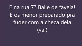 Baile de favela - letra