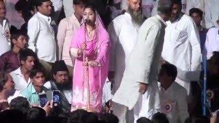 Rukhsar Balrampuri Replies To Alam Nizami At Mumbai Mushaira