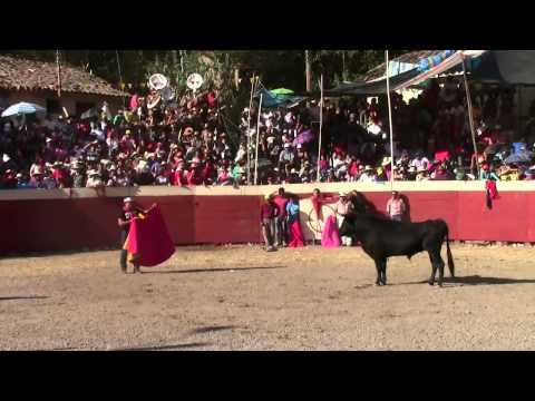 CORRIDA DE TOROS DE CANGALLO Y RANCHA 2014 Ayacucho COGIDAS