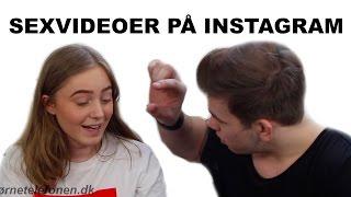 FRÆKKE VIDEOER PÅ INSTAGRAM ft. Alexander Vraa