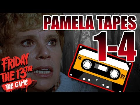 PAMELA TAPES 1-4 - Friday the 13th: The Game