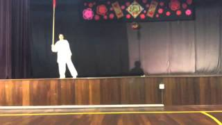 2 Feb 2016 White Sand Primary School Spear Performance