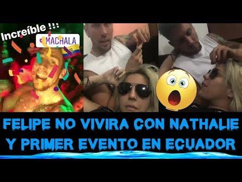 Xxx Mp4 FELIPE ACLARO QUE NO VIVIRA CON NATHALIE Y REALIZO SU PRIMER EVENTO DISCOTEQUERO EN ECUADOR 3gp Sex