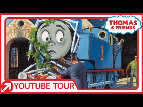 Mr Perkins Storytime - Thomas Comes To Breakfast   YouTube World Tour   Thomas & Friends